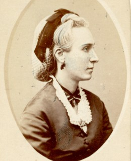 Kœchlin, Emma, née Schwartz, dite Emma Kœchlin-Schwartz