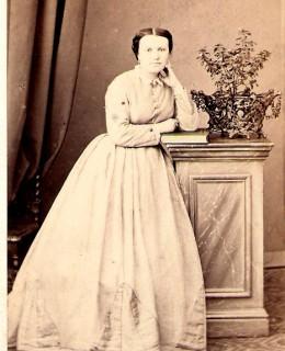 Masin de Bouy, Berthe, née de Lasalle de Louvois (1865)