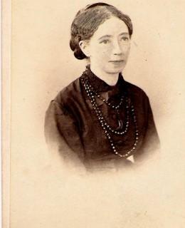 Claudon, Marie, née Dollfus