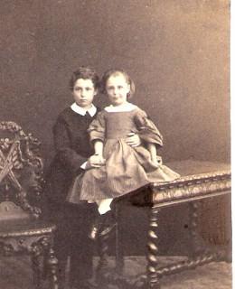 Kullmann, Auguste et Marie