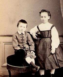 Loysel, Jules et Jeanne (1867)