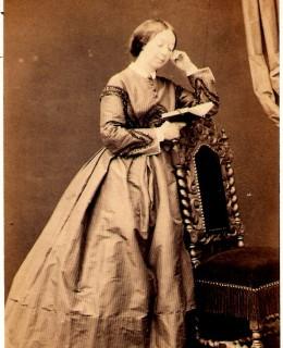 Claudon, Eugénie, née Henry