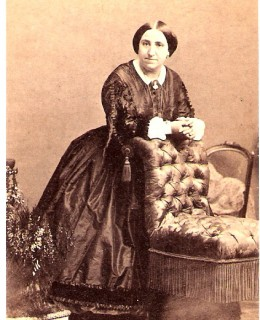 Claudon, Adèle, née Jallasson