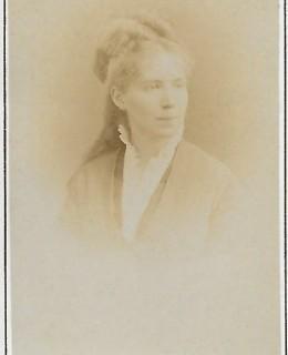 Poupardin, Marie, née Claudon