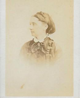Poupardin, Clémentine, née Kœchlin