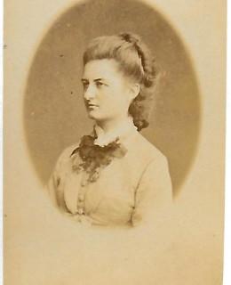 Poupardin, Élisabeth, née Thierry-Mieg