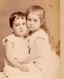 Thierry-Mieg, Madeleine et Thérèse