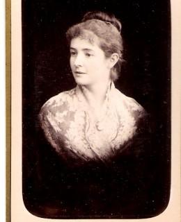Poupardin, Henriette, née Buisson (cliché 2870)
