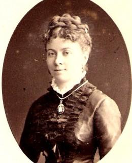 Ricard, Annette Gratienne, née Lesueur
