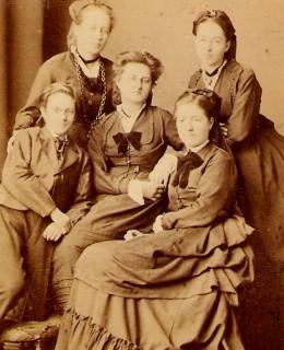 Thierry-Mieg, Anna, Louise, Jenny, Élisabeth, Paul (1872)