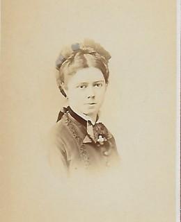 Poupardin, Marguerite, née Hofer