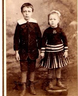 Leduc, Henri et Adèle