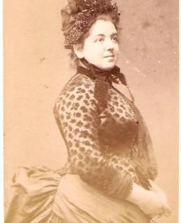 Dussaud, Isabelle, née Claudon (1884)