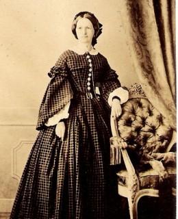 Schleittheim, mademoiselle de (1862)