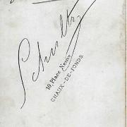 Références : Chevals, Claire (1866) ; Chevals, Eugène (1866) ; Rosetti, Gustave (1866)