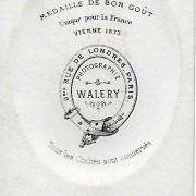 Références : Ricard, Annette Gratienne, née Lesueur ; Ricard, Charles ; Ricard, Louis