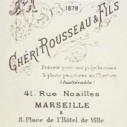 Références : Poupardin, Elisabeth, née Thierry-Mieg ; Poupardin Adèle, Raymond et Geneviève