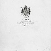 Références : Curie, Élise, née Bousquet ; Curie, Ferdinand ; Reinach Werth, Ernestine de, née de Balzac de Firmy ; Reinach Werth, Félix de