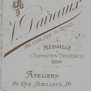 Références : Duchalet, madame (1895)