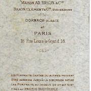 Références : Kœchlin, Paul Edmond ; Kœchlin, Louisl Edmond ; Poupardin, Frantz