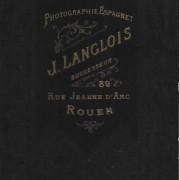Références : Ricard, Annette Gratienne, née Lesueur ; Ricard, Charles