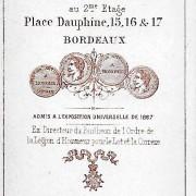 Références : Lange, Adèle et son fils Maurice
