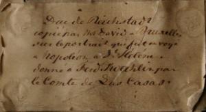Duc de Reichstadt (notice)