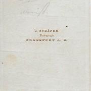 Références : Bock, Emma, née Courant