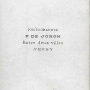 Références ;_?Suisse03 (Vevey, F. de Jongh) ; _?Suisse04 (Vevey, F. de Jongh)