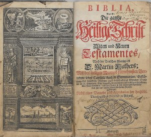Bible Treitlinger