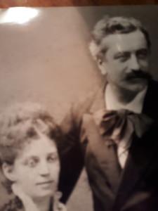 Louis et Hélène Andrieux