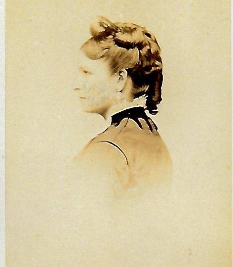 Claudon, Berthe, née Malétra